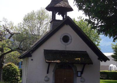 Chapelle St-Joseph, Bulle