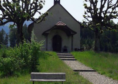 Chapelle de la Motta, La Tour-de-Trême